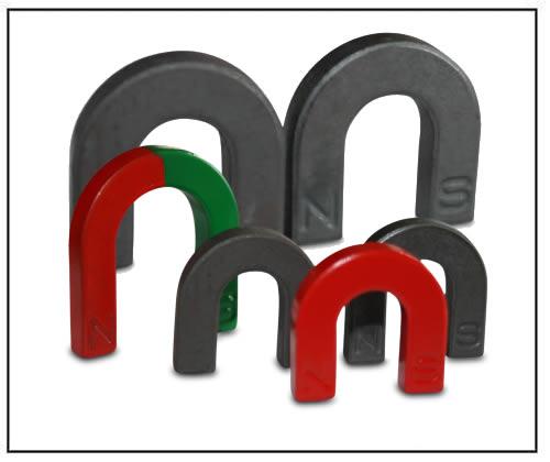 Hard Ferrite Horseshoe Magnets