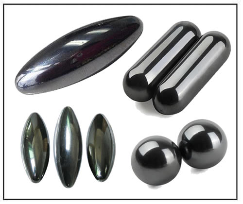 Magnetic Snake Eggs