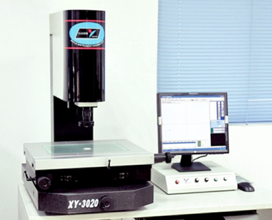 Three-Coordinate Measuring Machine