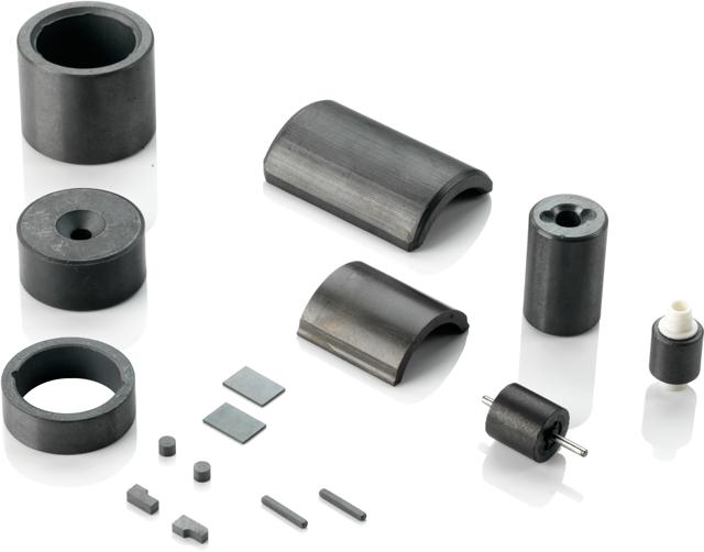 ferrite magnets ceramic magnets
