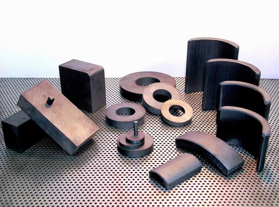 hard-ferrite-magnets