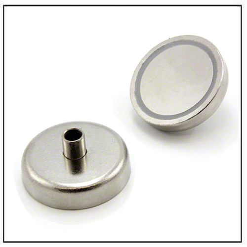 smco-pot-magnet-with-threaded-bush