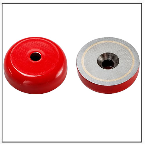 red-painted-alnico-shallow-pot-magnets
