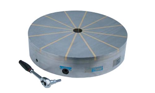 Radial Pole Round Permanent Magnetic Chucks Rmr Series