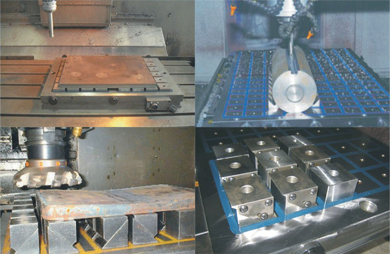 Electro-Permanent-Magnetic-Chuck-production