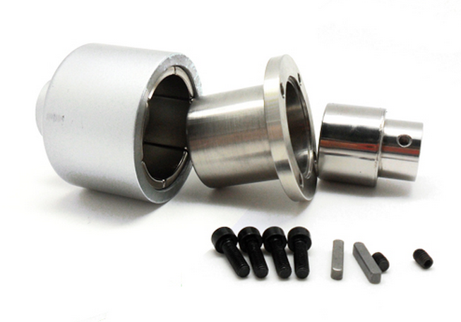 Magnetic couplings unthreaded hole type magnets by hsmag for Motor and pump coupling