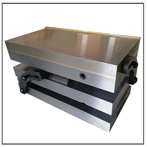 double-sine-plate-permanent-magnetic-chuck-mcc-series