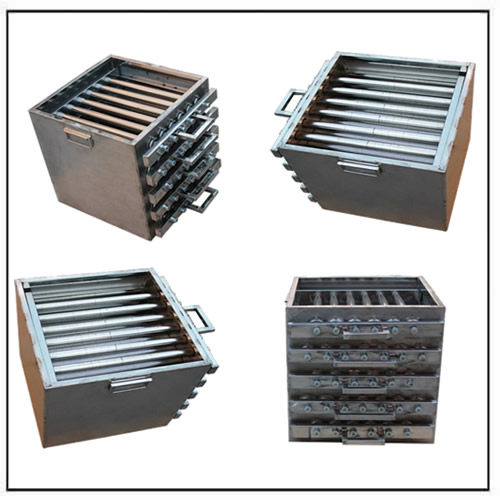 magnetic-drawer-separator-for-quartz-sand