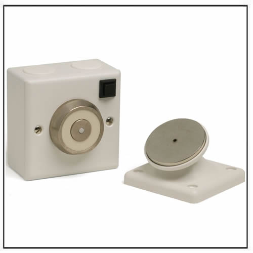 230v 240v AC Magnetic Door Holder Retainer