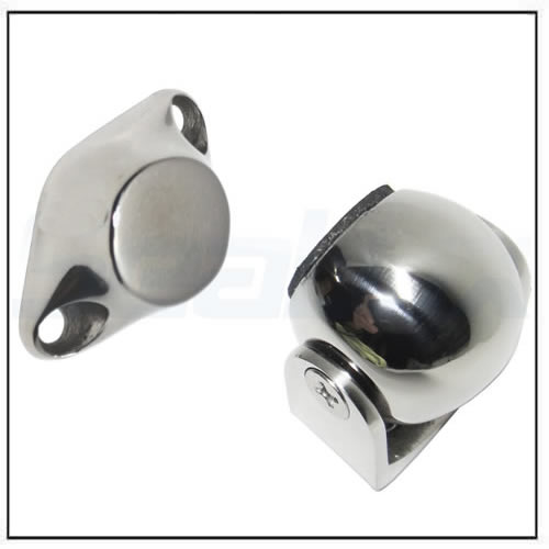 316 Stainless Steel Pivoting Magnetic Door and Window Holder Set