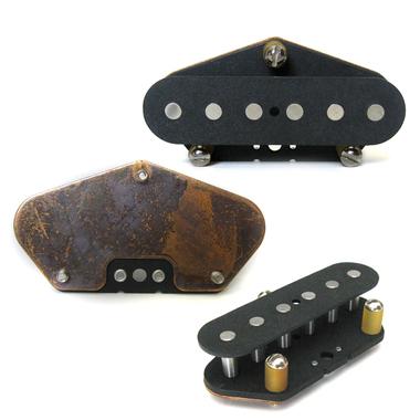 guitar pickup bobbin alnico 3 polepieces vintage style top magnets by hsmag. Black Bedroom Furniture Sets. Home Design Ideas