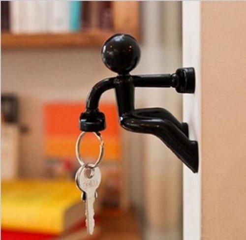 Black-Man Magnetic Key Holder