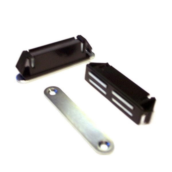 Clip in Recessed Magnetic Catches w counterplate