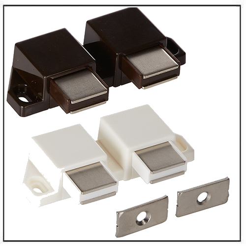 Double Rectangle Magnetic Touch Latch