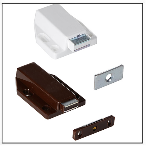 Magnetic Touch Latch w Long or Medium Stroke