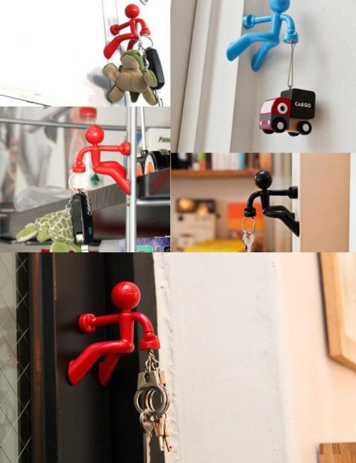 Mini-Spiderman Magnetic Key Holder