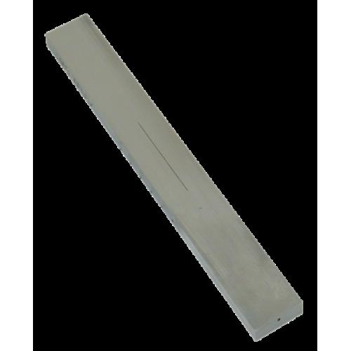 Narrow Polished Alnico Bar Magnetic Spacer