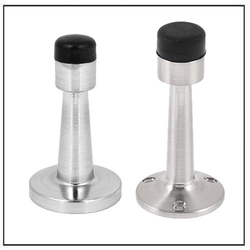 Stainless Steel Magnetic Bathroom Door Stop Stopper Doorstop Holder