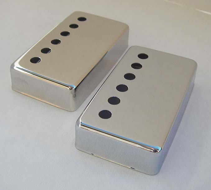 Standard Nickel-silver covers