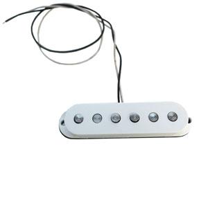 Unpolished Rough Sand Cast Alnico 8 Bar Humbucker Magnets for Guitar Pickups Fender Stratocaster