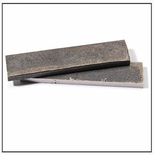 Unpolished Rough Sand Cast Alnico 8 Bar Humbucker Magnets
