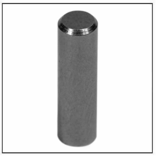Vintage Beveled Chamfered Pickups Alnico 5 Cylindrical Magnet (0.250Diameter)