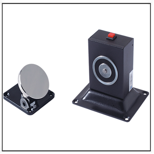 Wall & Floor Mount Adjustable Type Electromagnetic Door Holder