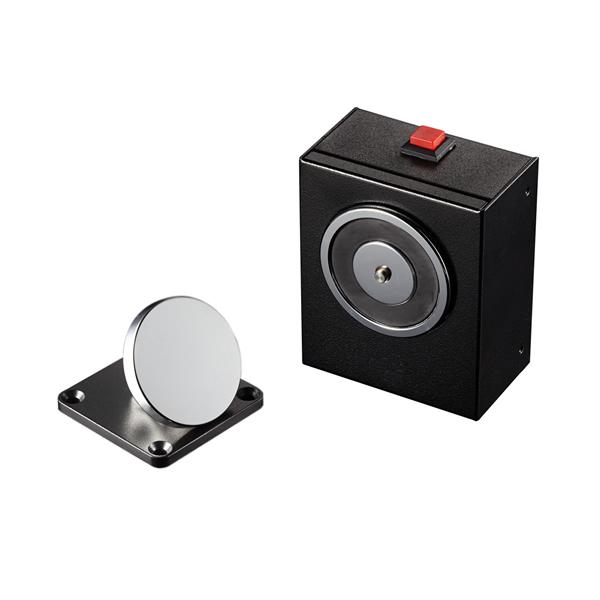 Surface Mount Fire Alarm Equipment Electro Magnetic Door