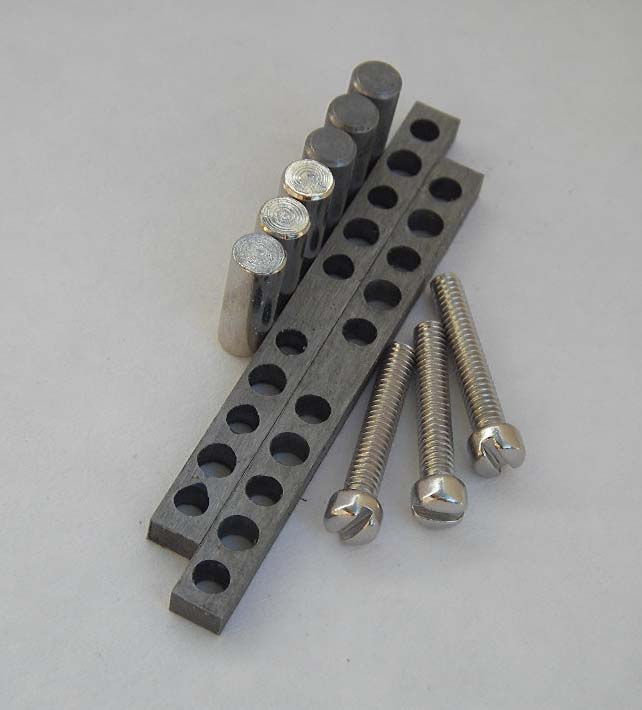 humbucker steel parts