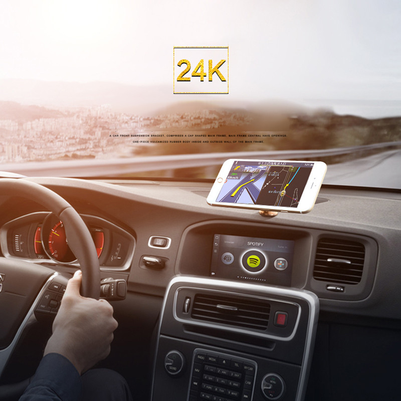 24K golden plated Mobile Phone Holder