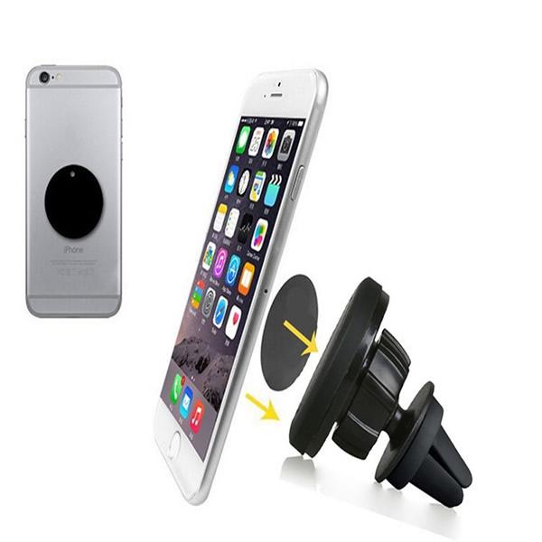 360 Degrees Magnetic Car Phone Holder