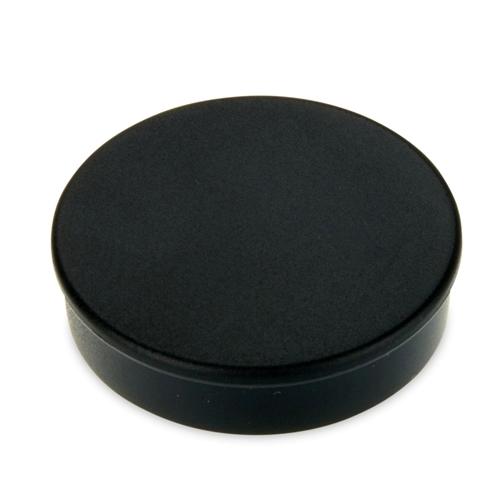 Black Strong Neodymium Round Magnet In Plastic Housing