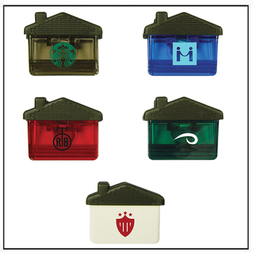 House Magnet Clip