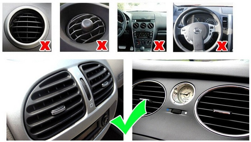 Magnetic Car Phone Holder Bracket Stand Useful Info