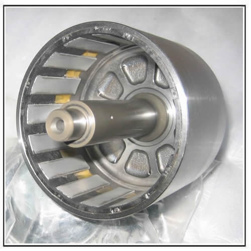 Magnetic Flywheel Stator and Rotor Assemblies