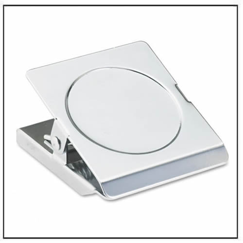Medium Metal Wall Magnetic Wall Memo Note Spring Clip