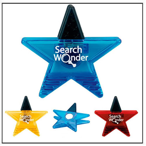 Star Shaped Magnetic Clip