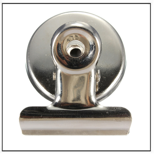 Strong Round Magnetic Clip Clamp Holder