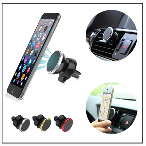 Universal 360 Degree Magnetic Car Mobile Phone Holder