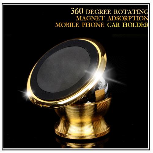 Universal 360 Degree Rotating Metal Mobile Phone Bracket