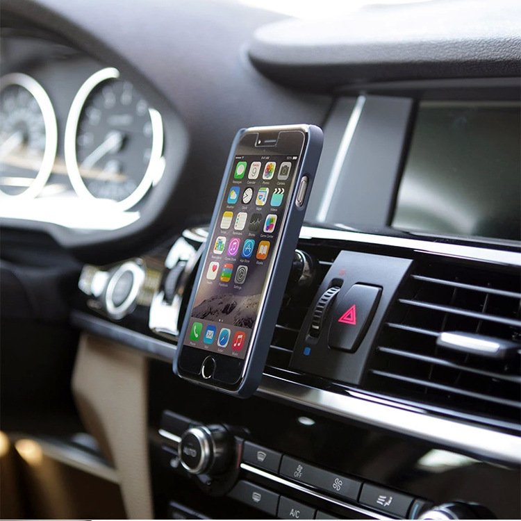 magnetic mobile phone holder Used for car truck air conditioning outlet