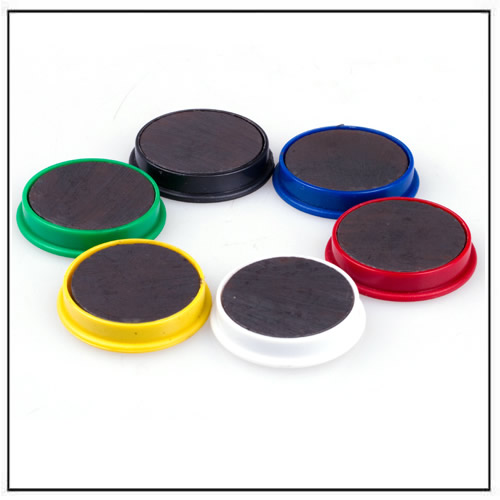 Circular Posted Whiteboard Blackboard Strong Magnet