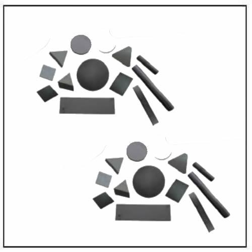 Narrow Linewidth Garnet Material Series – Microwave Ferrite
