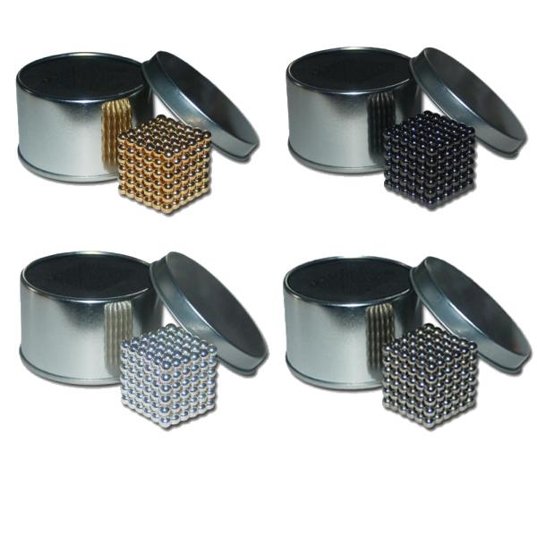 Precision Nanodots Neodymium Magnet Spheres pack box