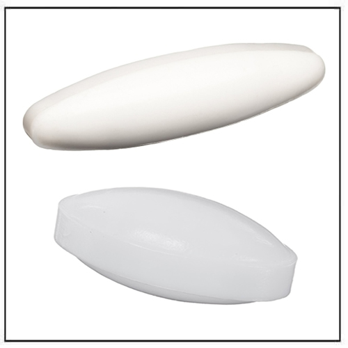 Teflon Oval Egg Shaped Magnetic Stir Bar