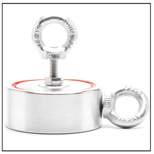 Two-sides Powerful Treasure Salvage Magnet 300kg Pull Force