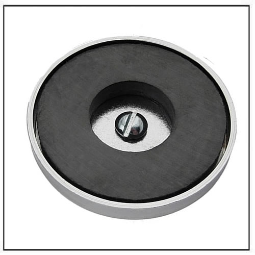 Ferrite Magnetic Round Base