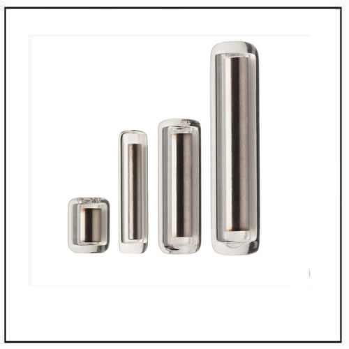 Glass Encased Magnetic Stir Bars