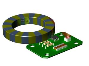 Multipole ring magnets for sensor