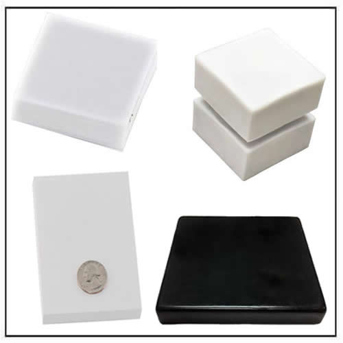 Neodymium Block Teflon Coated Magnets